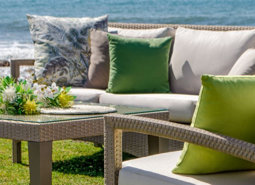 TODOJARDIN outdoor furniture store in Marbella