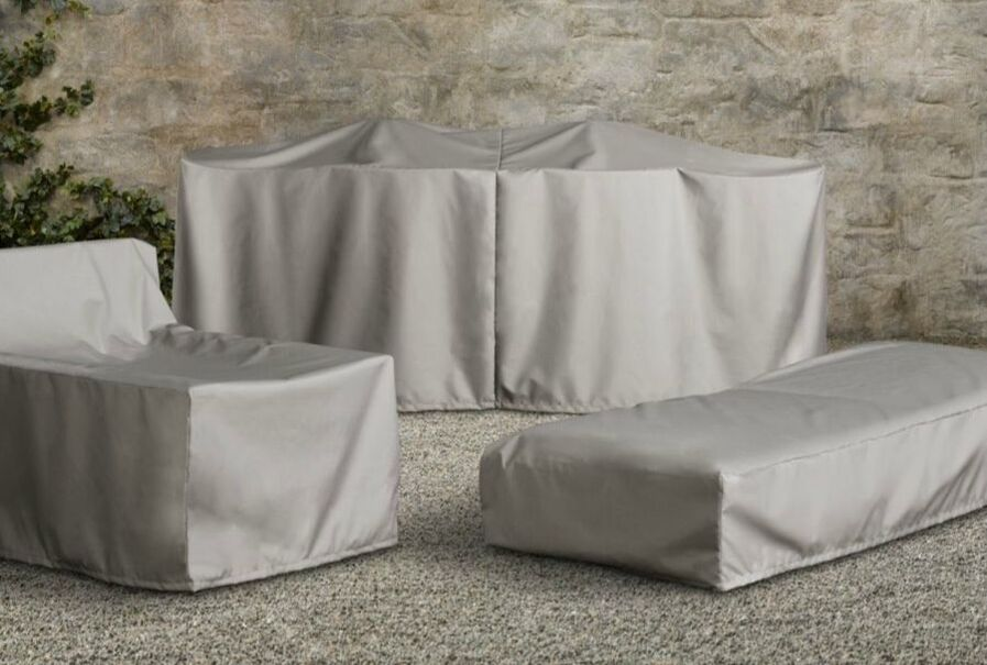Covers for garden furniture